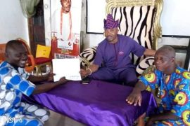 Oluwo Endorses Royal College of Iwo